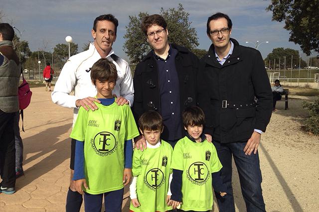 Club de Fútbol las Encinas de Boadilla