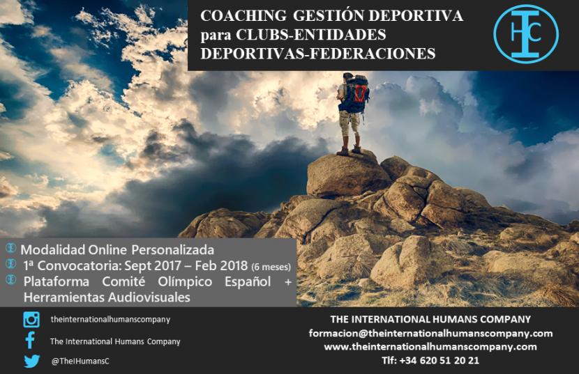 COACHING GESTIÓN DEPORTIVA para CLUBS-ENTIDADES DEPORTIVAS-FEDERACIONES vs12